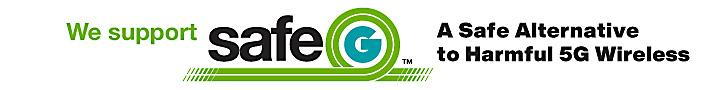we support SafeG banner