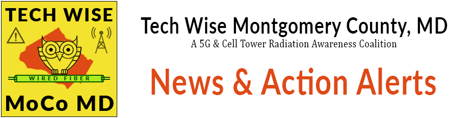 Tech Wise MoCo MD news banner