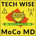 Tech Wise Montgomery County Maryland logo